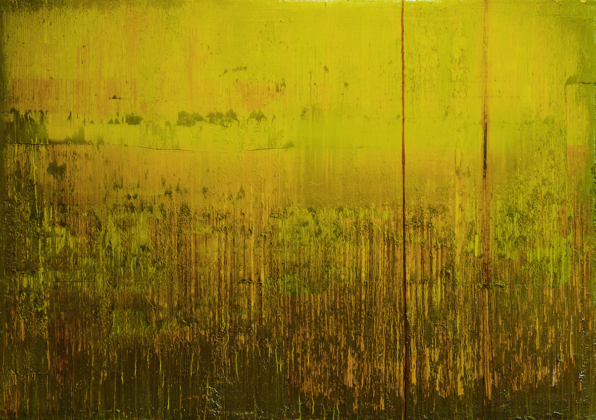 Varaiations No.4 - 2013 - Oil on Canvas - 170x120cm