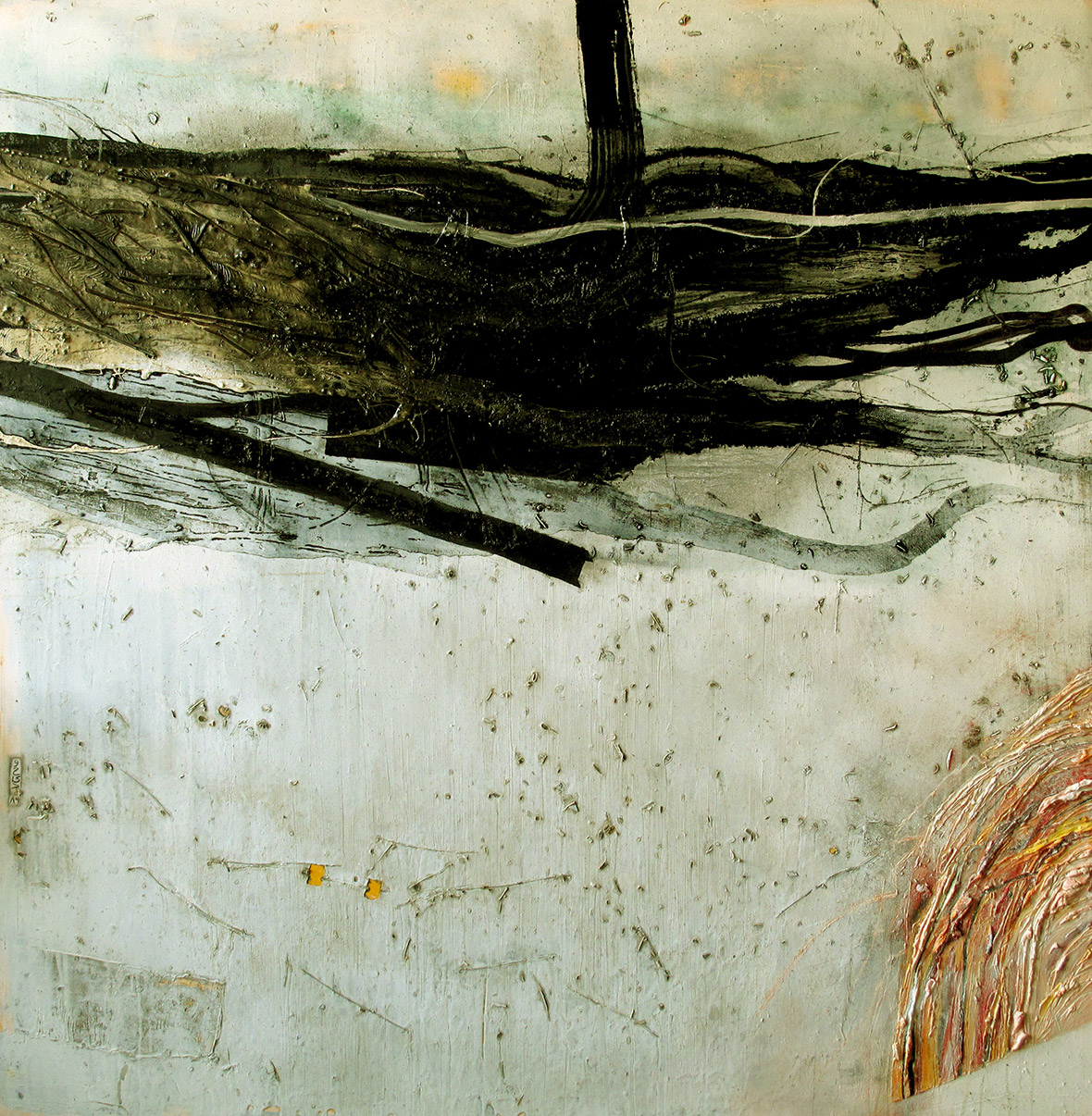 2010 - Mixed Media - 160x160cm